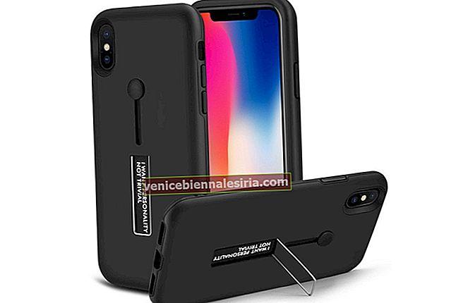Bästa iPhone X Kickstand-fodral 2021