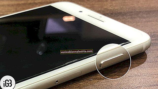 Hur man använder iPhone eller iPad med en trasig strömbrytare