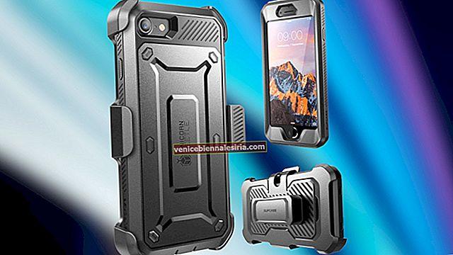 Bästa iPhone SE-bältesfodral 2021