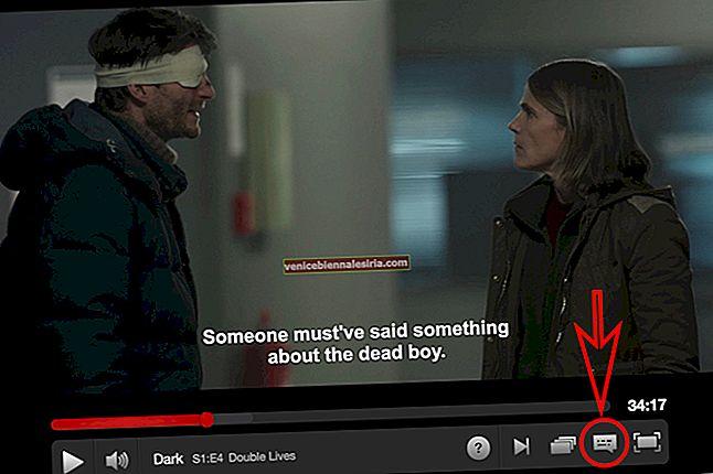 Как включить субтитры в Netflix