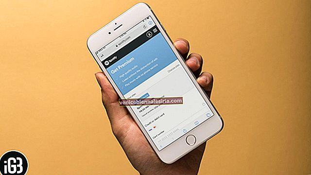 Så här får du Spotify Premium på iPhone, iPad eller Mac