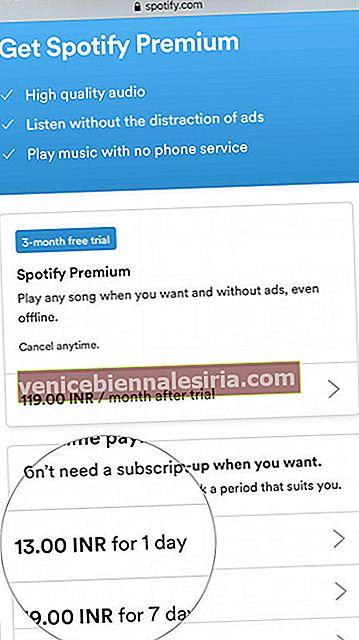 Cara Mendapat Spotify Premium Di Iphone Ipad Atau Mac