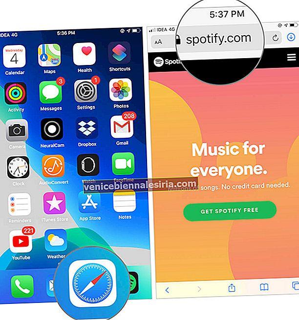 Tips Cara Aktifkan Premium Spotify Iphone Terbaru