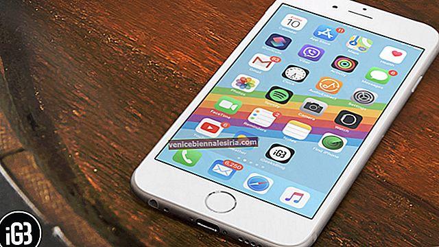 Hur får jag tillbaka alla appar om det saknas på iPhone eller iPad efter uppdatering av iOS