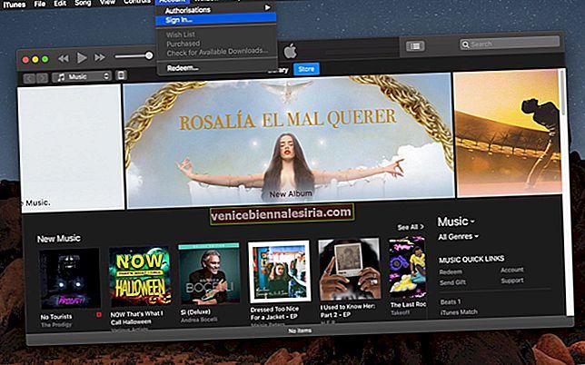 Как включить боковую панель в iTunes 12 на Mac и компьютере