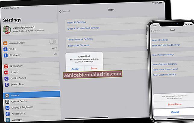Hur man avaktiverar iPhone eller iPad från ditt iTunes-konto