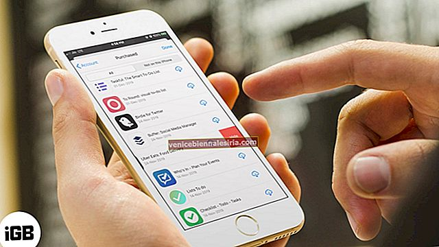 Как да скриете / разкриете покупки в App Store и iTunes в семейно споделяне