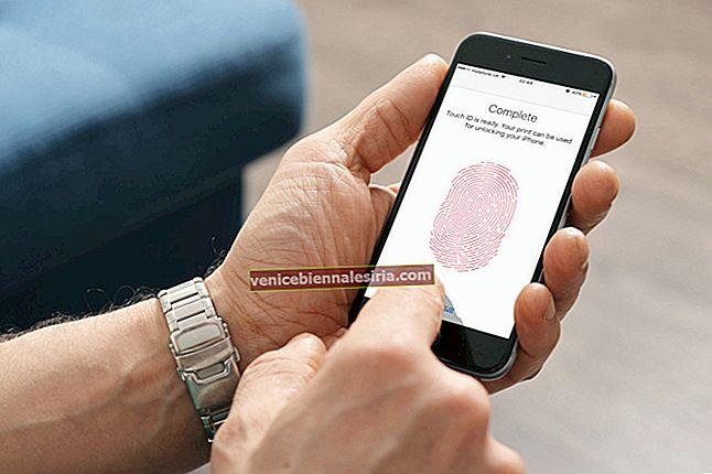 Bästa Touch ID- och Face ID-appar för iPhone-appar 2021