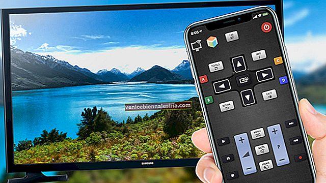 Förvandla din iPhone till fjärrkontroll för din smart-TV