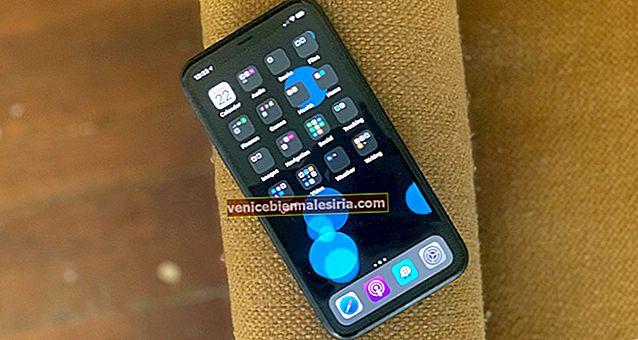 Skärminspelning fungerar inte på iPhone eller iPad? Prova dessa korrigeringar