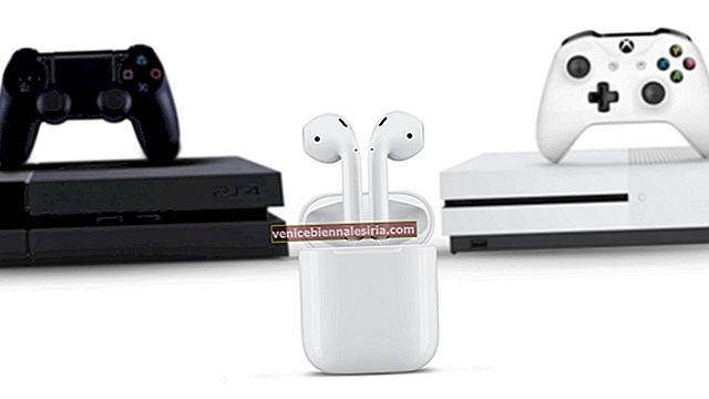 Cum să conectați AirPods la PS4 și Xbox One Controller