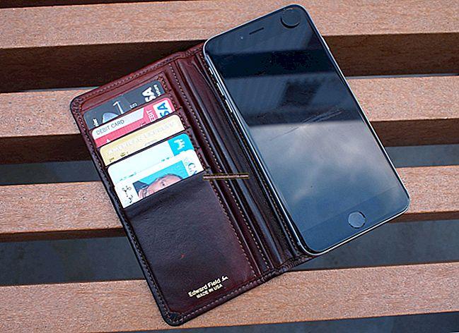 Bästa iPhone 6 / 6s plånboksfodral 2021