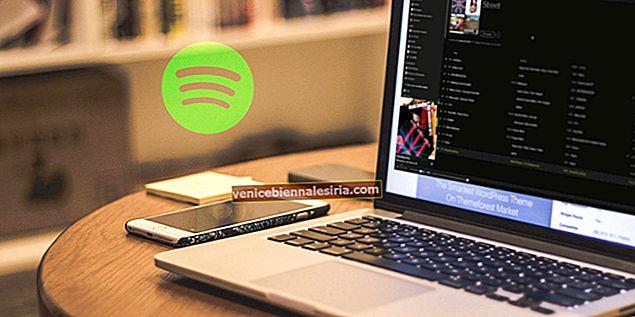Spotify-tangentbordsgenvägar för Mac och dator