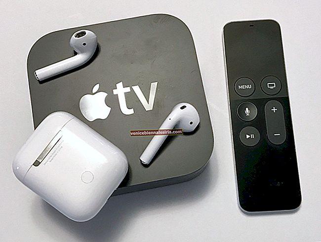 Hur man använder iCloud-bilder som skärmsläckare på Apple TV