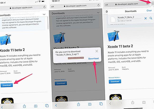 Så här hanterar du Safari-nedladdningar på iPhone och iPad (iOS 14 uppdaterad)