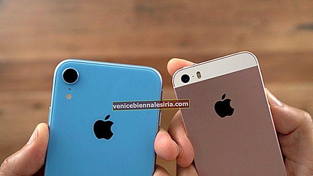 Hur man stänger av Shake to Undo på iPhone
