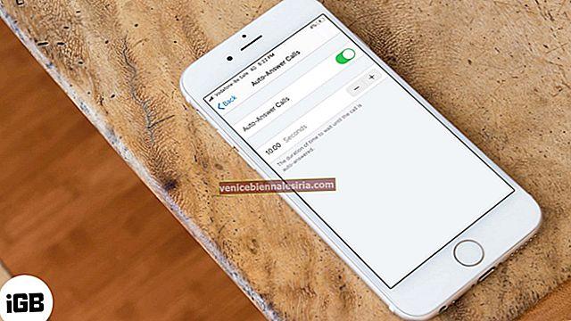 Hur man ringer iPhone automatiskt