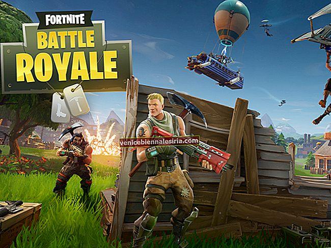 Hur laddar jag ner Fortnite Battle Royale på iPhone och iPad