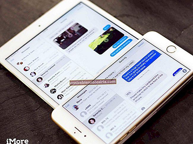 Hur man stänger av läskvitton på iPhone för iMessage