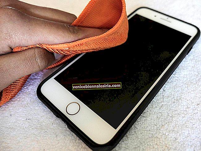 Как очистить и продезинфицировать ваш iPhone