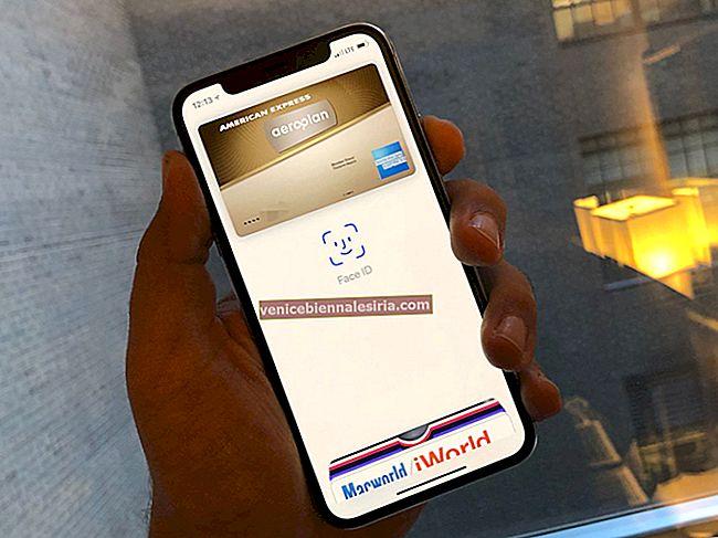 Как использовать Apple Pay на iPhone X Face ID
