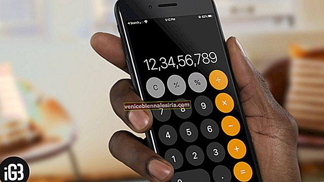 5 советов и рекомендаций по использованию калькулятора для iPhone