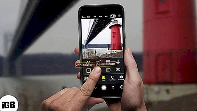 Bästa RAW-fotoredigeringsappar för iPhone och iPad 2021