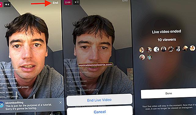 Как транслировать живое видео в Instagram на iPhone и iPad