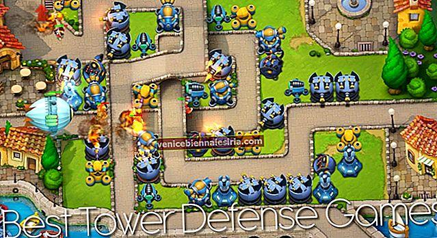 Bästa Tower Defense-spel för iPhone och iPad 2021