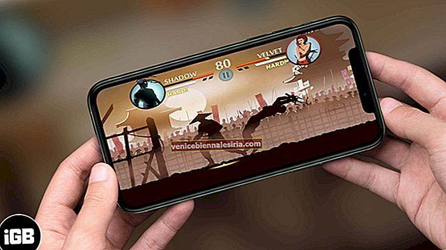 Bästa multiplayer-spel för iPhone och iPad 2021