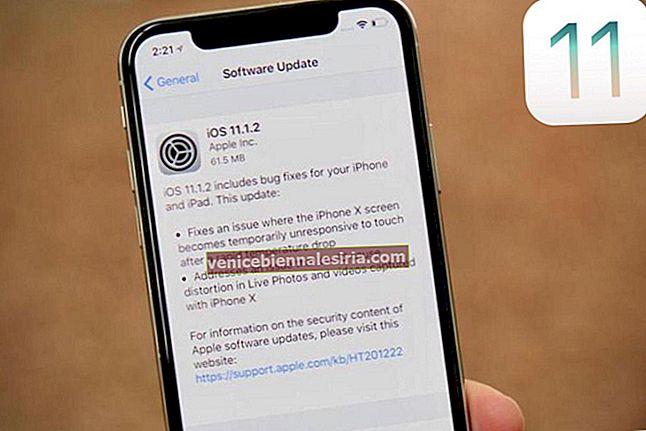 Как остановить обновление iOS в процессе