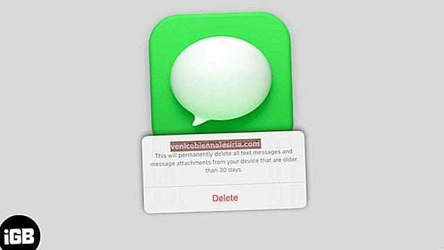 iOS 14: как автоматически удалить старые сообщения на iPhone или iPad