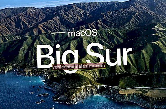 Как скачать macOS Big Sur 11.3 beta 3 на Mac