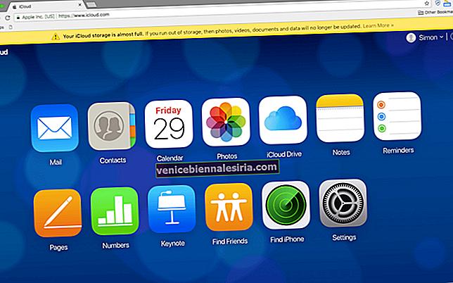Så här exporterar du iCloud-kalendern på din iPhone