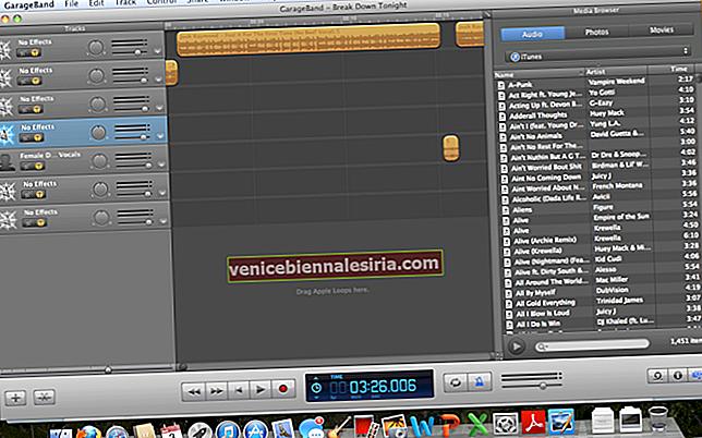 Как редактировать музыкальные метаданные в iTunes на Mac и компьютере