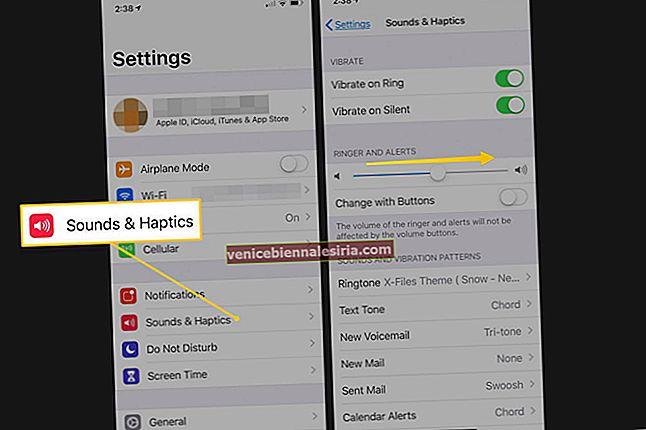 Низкая громкость звонка iPhone X при входящем звонке? Вот почему