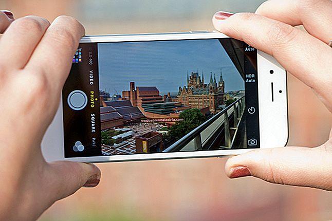 Как да правите снимки, докато записвате видео на iPhone
