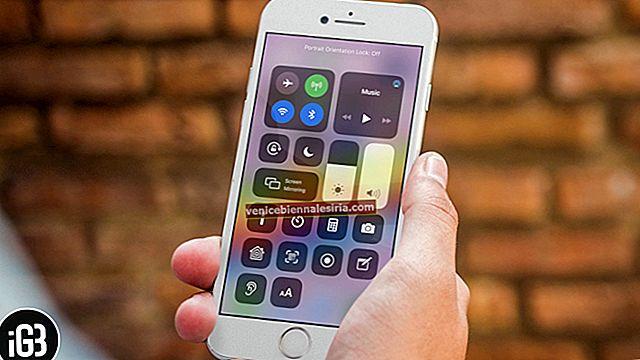 iPhone-skärmen roterar inte? Så här fixar du det