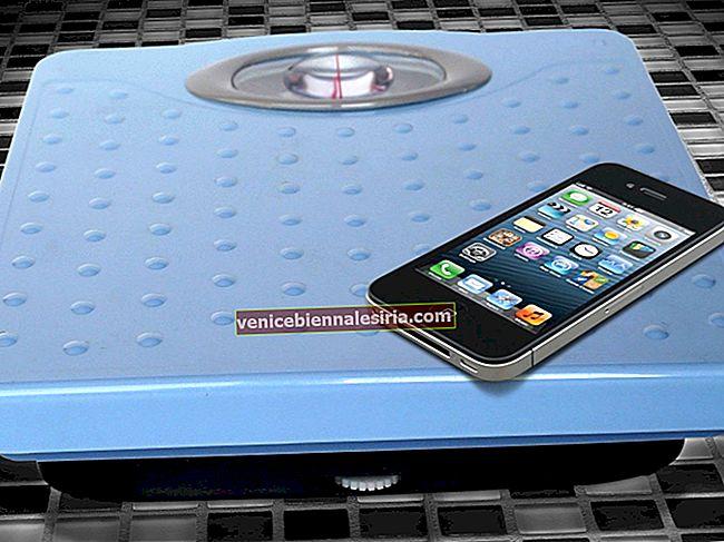 Bästa viktminskningsappar för iPhone och iPad 2021