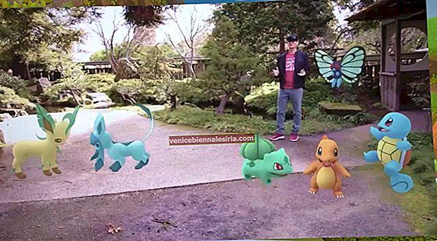 Bästa alternativet till Pokémon Go för iPhone och iPad 2021
