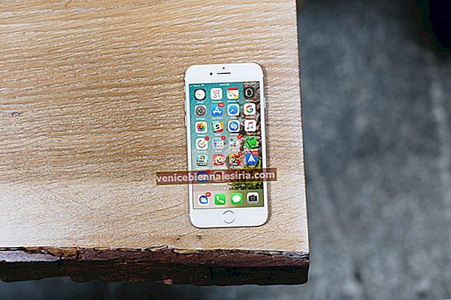 Hur man döljer rött meddelandemärke från appikoner på iPhone eller iPad