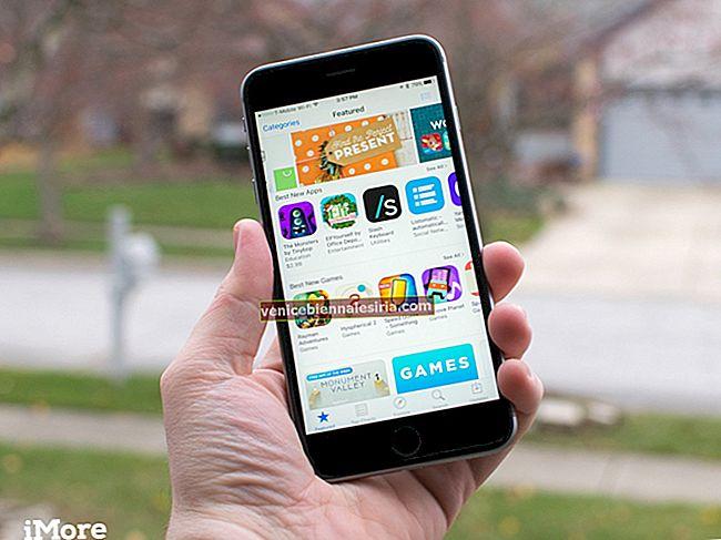Hur man tvingar uppdatera App Store på iPhone och iPad