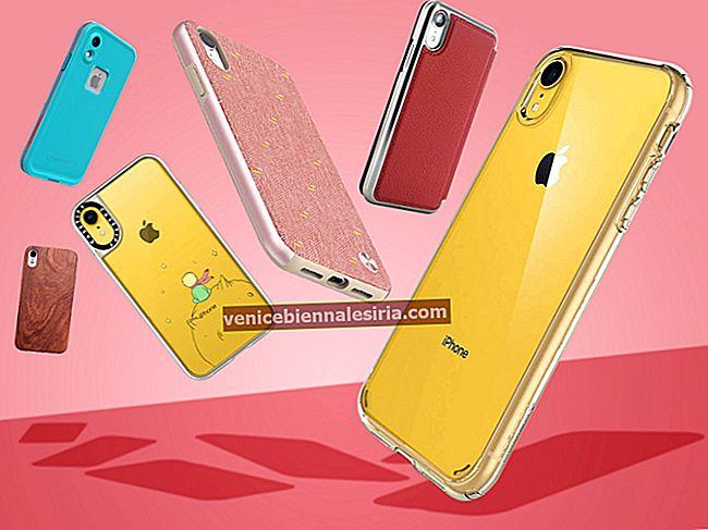 Bästa smala fodral för iPhone XR 2021