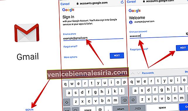 Cara Menambah Akaun E Mel Pihak Ketiga Ke Aplikasi Gmail Di Iphone Atau Ipad