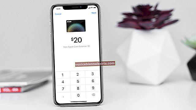 Hur man överför Apple Cash till bankkonto eller bankkort
