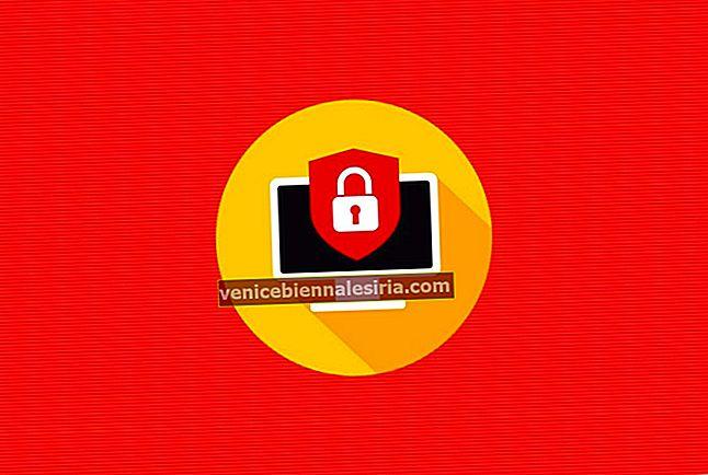 Hur man skyddar iPhone-data mot hackare och skadlig aktivitet