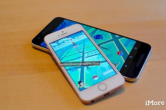 Hur man överför Pokémon Go-konto till en ny iPhone