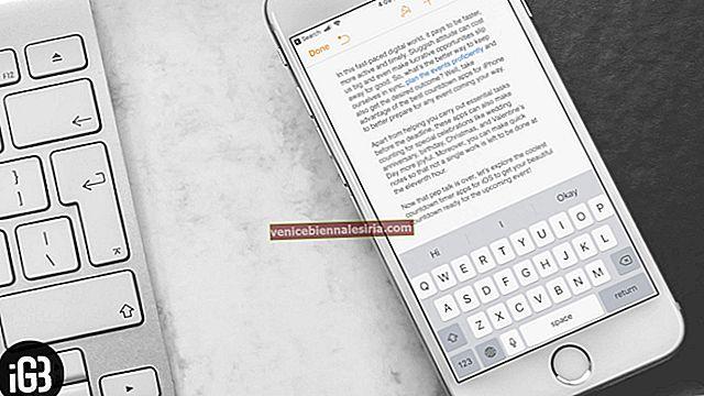 Hur man skriver snabbare och bättre på iPhone