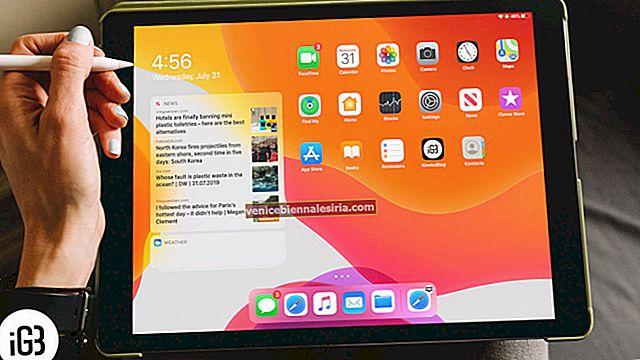Cara Menambah, Menghapus, dan Pin Widget ke Skrin Utama iPad