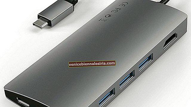 Bästa USB-C-hubbar för MacBook Pro 2021